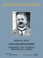 Cover-Bild Walther Bensemann