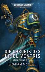 Cover-Bild Warhammer 40.000 - Die Chronik des Uriel Ventris Band 01