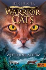 Cover-Bild Warrior Cats - Vision von Schatten. Wütender Sturm