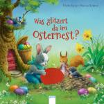 Cover-Bild Was glitzert da im Osternest?