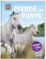 Cover-Bild WAS IST WAS Pferde und Ponys