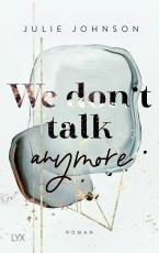 Cover-Bild We don't talk anymore