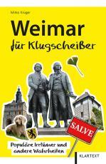 Cover-Bild Weimar für Klugscheißer