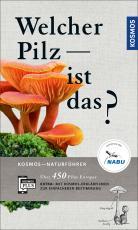 Cover-Bild Welcher Pilz ist das?