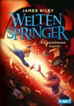 Cover-Bild Weltenspringer 2: Die gestohlenen Kapitel