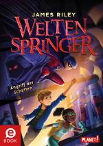 Cover-Bild Weltenspringer 3: Angriff der Schatten
