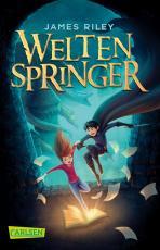 Cover-Bild Weltenspringer