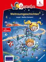 Cover-Bild Weltraumgeschichten