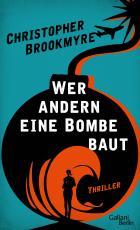 Cover-Bild Wer andern eine Bombe baut