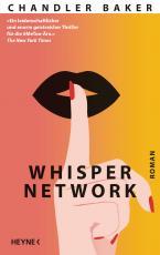 Cover-Bild Whisper Network