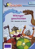 Cover-Bild Wikingergeschichten