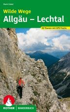 Cover-Bild Wilde Wege Allgäu - Lechtal