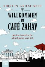 Cover-Bild Willkommen im Café Zahav