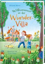 Cover-Bild Willkommen in der Wunder-Villa