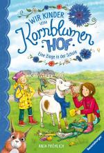 Cover-Bild Wir Kinder vom Kornblumenhof, Band 4: Eine Ziege in der Schule