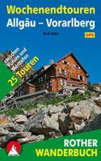 Cover-Bild Wochenendtouren Allgäu-Vorarlberg