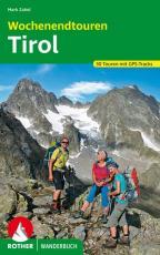 Cover-Bild Wochenendtouren Tirol