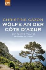 Cover-Bild Wölfe an der Côte d'Azur