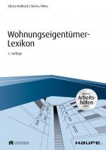 Cover-Bild Wohnungseigentümer-Lexikon - inkl. Arbeitshilfen online