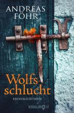 Cover-Bild Wolfsschlucht
