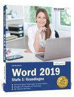 Cover-Bild Word 2019 - Stufe 1: Grundlagen