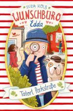 Cover-Bild Wunschbüro Edda - Tatort Parkstraße
