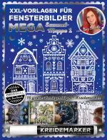Cover-Bild XXL Vorlagen für Fensterbilder, Mega Sammelmappe 1 von Bine Brändle, Das Orignal