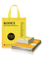"Cover-Bild YELLAW BAG – Edition ""Universität Salzburg"" Skripten + Kodex"