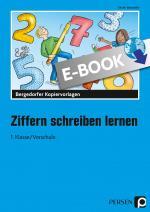 Cover-Bild Ziffern schreiben lernen