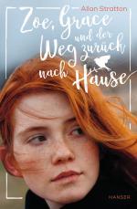 Cover-Bild Zoe, Grace und der Weg zurück nach Hause
