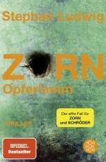 Cover-Bild Zorn - Opferlamm