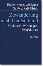 Cover-Bild Zuwanderung nach Deutschland