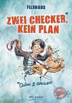 Cover-Bild Zwei Checker, kein Plan , Quinn & Spencer
