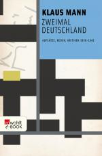 Cover-Bild Zweimal Deutschland