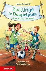 Cover-Bild Zwillinge im Doppelpass. Ulf und Kathi im Fußballfieber