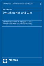Cover-Bild Zwischen Not und Gier
