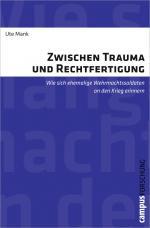 Cover-Bild Zwischen Trauma und Rechtfertigung
