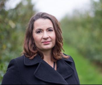 Die Autorin Romy Fölck