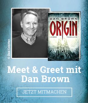 """Gewinnspiel Dan Brown """"Origin"""""""