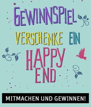 """Gewinnspiel """"Wir sehen uns beim Happy End"""""""