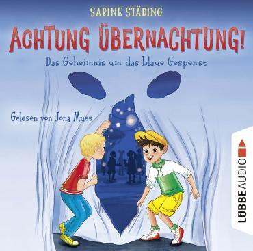 Cover-Bild Achtung, Übernachtung!