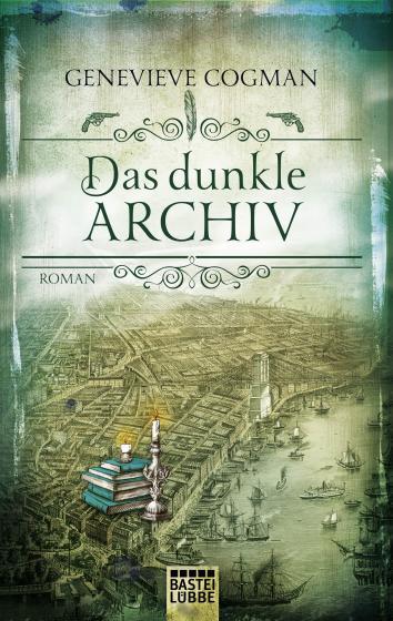 Cover-Bild Das dunkle Archiv
