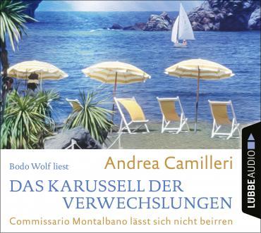 Cover-Bild Das Karussell der Verwechslungen