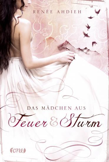 Cover-Bild Das Mädchen aus Feuer und Sturm