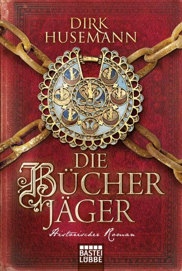 Cover-Bild Die Bücherjäger