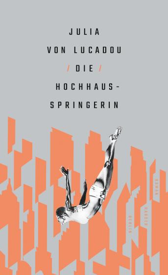 Cover-Bild Die Hochhausspringerin