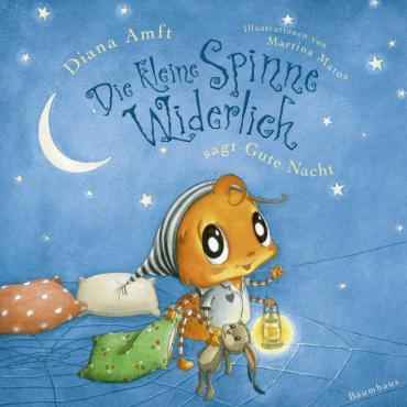 Cover-Bild Die kleine Spinne Widerlich sagt Gute Nacht (Pappbilderbuch)