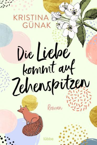 Cover-Bild Die Liebe kommt auf Zehenspitzen