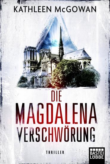 Cover-Bild Die Magdalena-Verschwörung