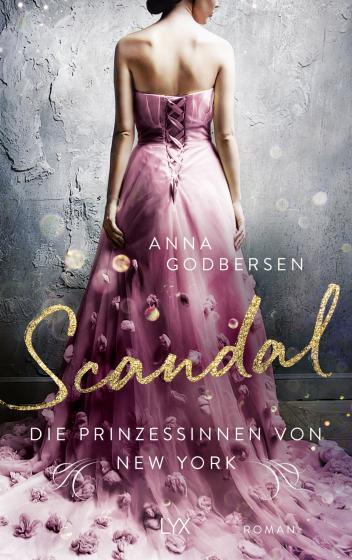 Cover-Bild Die Prinzessinnen von New York - Scandal